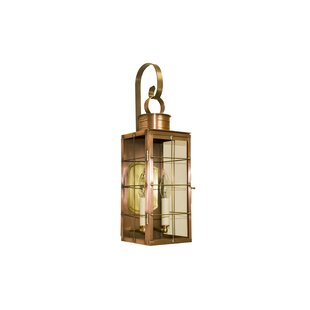Kyle Single Stack 2-Light LED Outdoor Wall Lantern