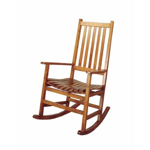 Mikulay Rocking Chair by August Grove