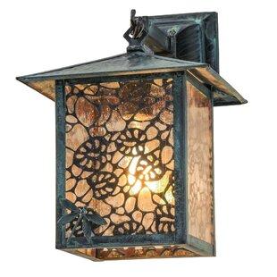 Loon Peak Machelle Outdoor Wall Lantern