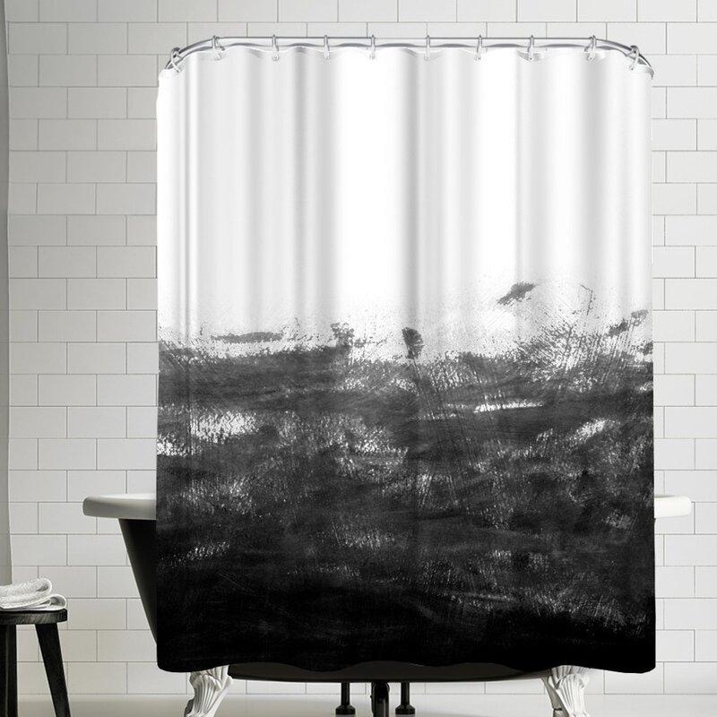 East Urban Home Single Shower Curtain Wayfair