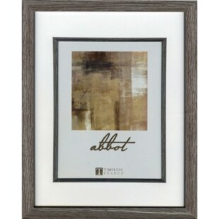 193fa2f6b0d1 Blossom Timeless Décor Abbot Picture Frame