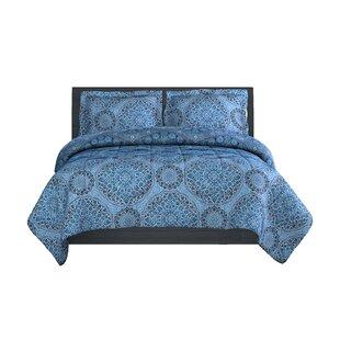 Bungalow Rose Pemberton Heights Comforter Set