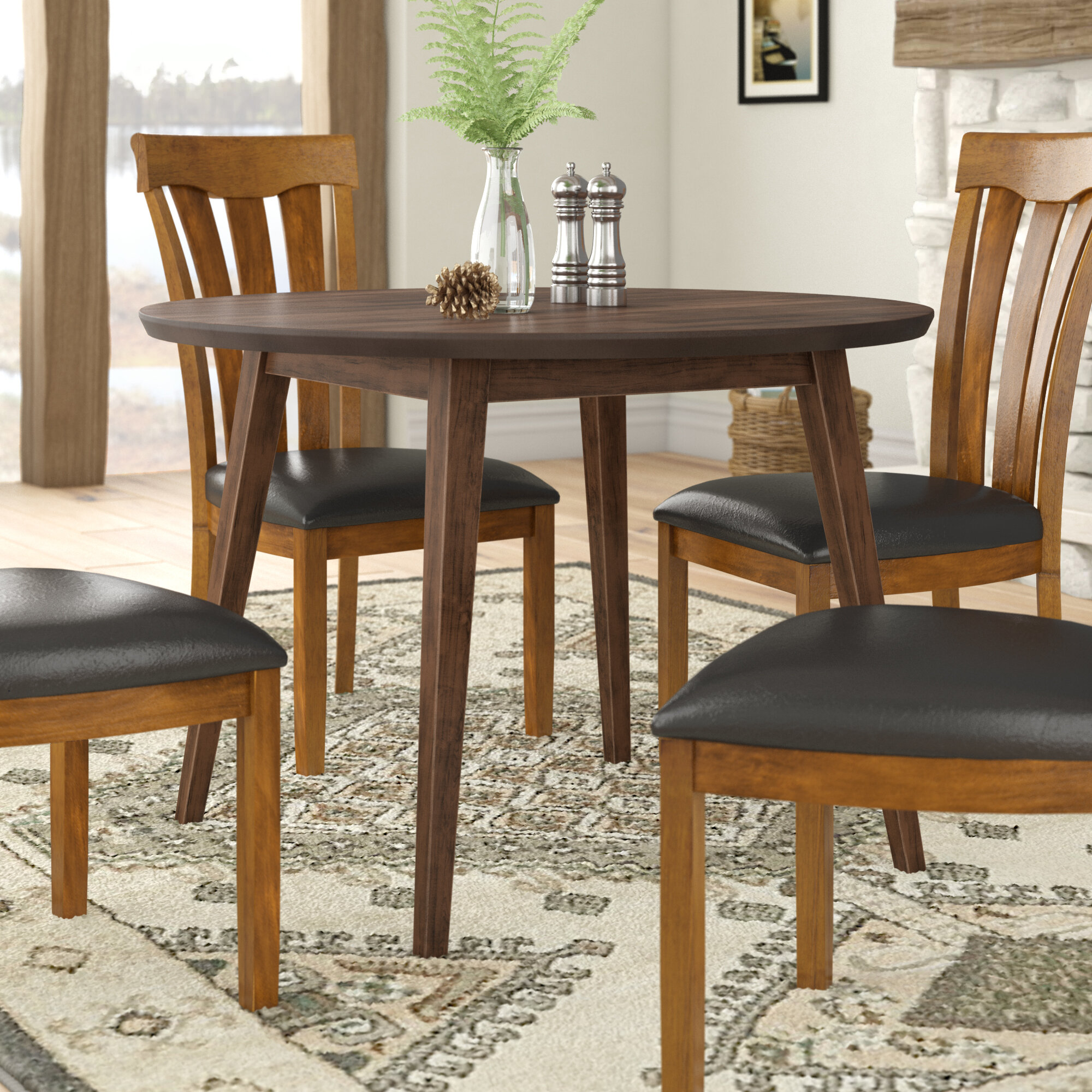 Brown George Oliver Kitchen Dining Tables You Ll Love In 2021 Wayfair