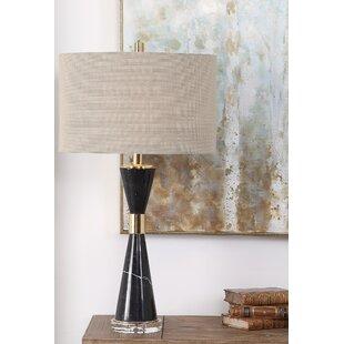 Poynor Marble 30 Table Lamp