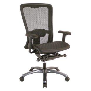 CommClad ProGrid Mesh Desk Chair