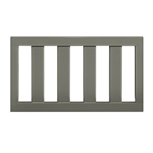 Eloisa Toddler Bed Rail by Harriet Bee