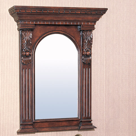 Legion Furniture Hampshire Accent Mirror Reviews Wayfair