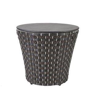 Hector Drum Side Table