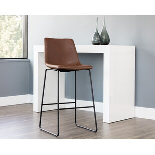 Cal 30 Bar Stool (Set of 2) Sunpan Modern