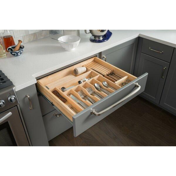2 Tiered Cutlery Drawer Wayfair