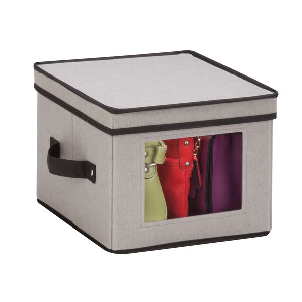 Fabric Storage Box