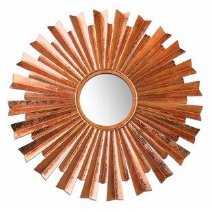 World Menagerie Mccabe Sunburst Accent Mirror