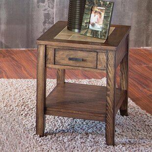 Shopping for Gauna Wood End Table by Millwood Pines