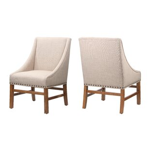 Eastern Legends Palladio Upholstered Dining Chair Set Of 2