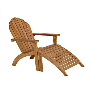 Three Birds Casual Teak Adirondack Chair