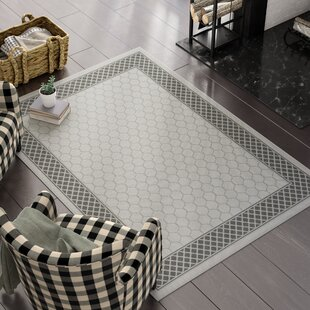Mcwilliams Light Grey/Anthracite Indoor/Outdoor Rug