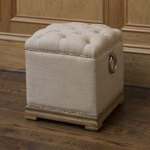 The Bella Collection Lyon Cube Ottoman
