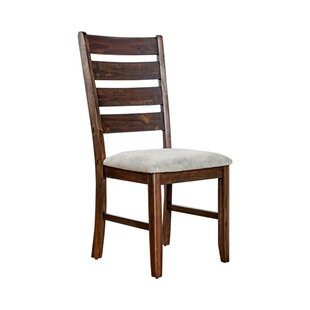 Lizi Transitional Solid Wood Dining Chair..