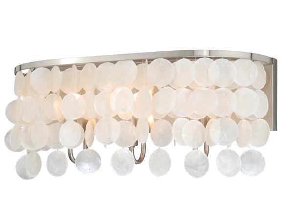 Capiz Lighting Fixtures Whimsical Allmodern Modern Contemporary Capiz Shell Lighting Allmodern