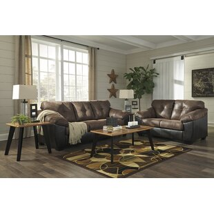 Winston Porter Bridgeforth Reclining Living Room Set