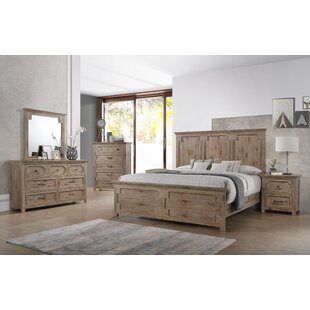 Schwarz Panel Configurable Bedroom Set by Gracie Oaks