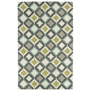 Hinton Charterhouse Hand-Tufted Ivory Area Rug