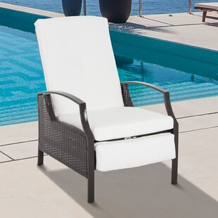 Tamia Patio Chair With Cushion by Red Barrel Studio Today Sale Only