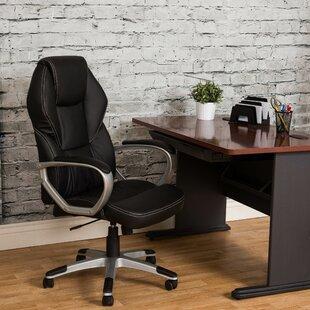Ebern Designs Shum Contemporary High Back Executive Chair