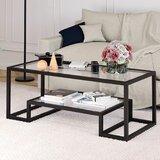 Apartment Size Coffee Tables | Wayfair