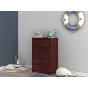 Trumble 5 Drawer Chest