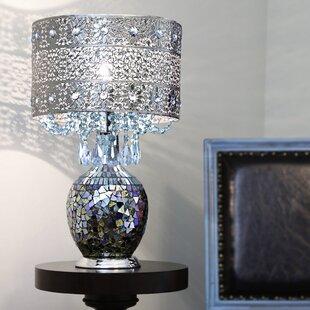 Poetic Wanderlust 22 Table Lamp