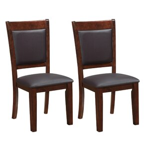 Dunstable Side Chair (Set of 2) by Red Barrel Studio