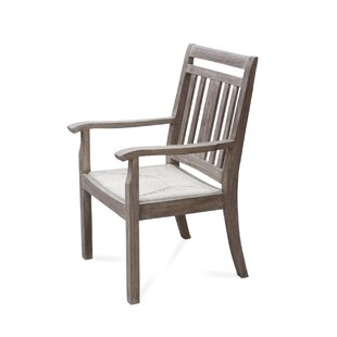 Kaylah Teak Patio Dining Chair