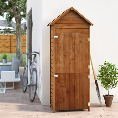 79 2 cm x 48 8 cm Werkzeugschuppen Castine aus Holz   Garten > Gerätehäuser   Garten Living