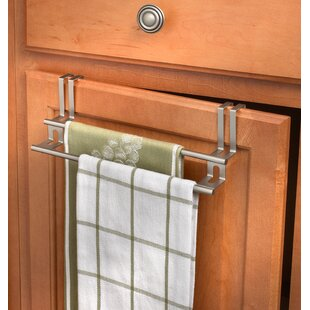 Spectrum Diversified Double Over-the-Door Towel Bar