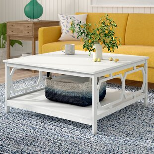 Sager Coffee Table by Beachcrest Home