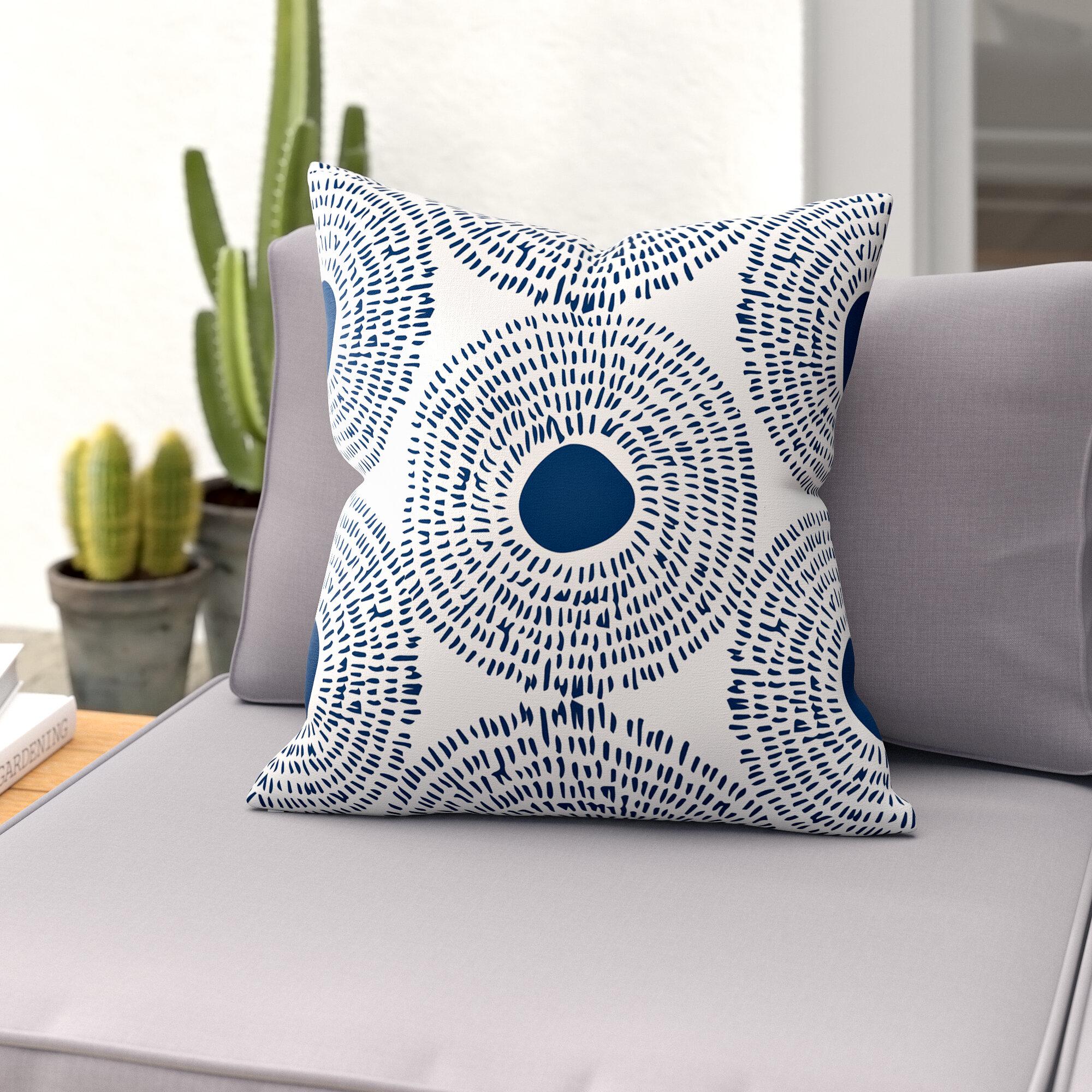 18 Square Throw Pillows You Ll Love In 2021 Wayfair