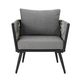 Brayden Studio Giunta Patio Chair (Set of..