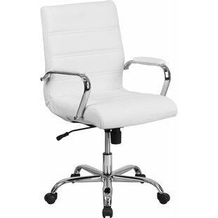Ebern Designs Drinnon Mid-Back Ergonomic Office Chair