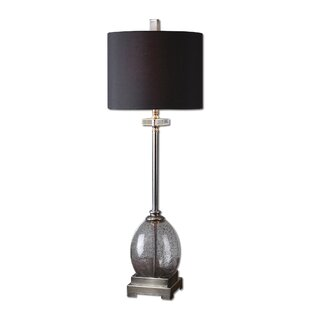 Compare prices Hudson Yards 34.5 Buffet Lamp By Brayden Studio