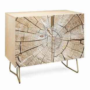 Lisa Wood Cut Accent Cabinet by East Urban Home