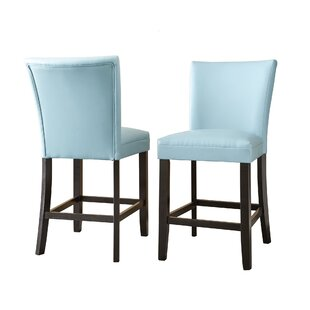 Maynor 24 Bar Stool (Set of 2) Brayden Studio