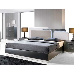 Affordable Georgeanna California King Platform Bed by Orren Ellis Reviews (2019) & Buyer's Guide