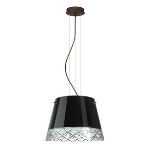 Amelia 3-Light Cone Pendant by Besa Lighting