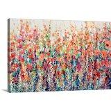 'Flourish of Spring' - Painting on Canvas