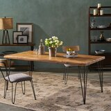 Vikesha Solid Wood Dining Table