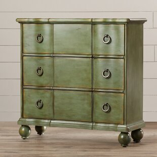 Bartouille 3 Drawer Accent Chest by Laurel Foundry Modern Farmhouse