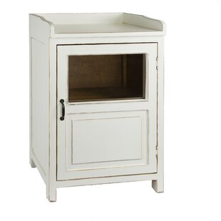 Madeline Display Accent Cabinet by Antique Revival