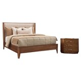 Kitano Mirah Upholstered Standard Configurable Bedroom Set by Lexington