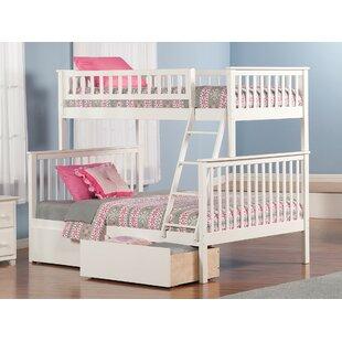 Shyann Bunk Bed With Storage by Viv + Rae Wonderful